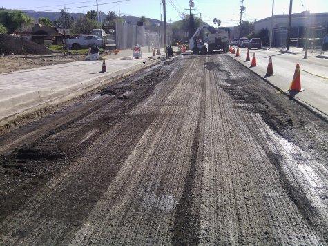 Ventajas comparativas entre pavimentos de concreto y for Camino hormigon