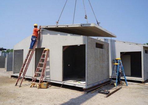 Se puede construir una casa en 5 meses asocem for Casas premoldeadas de hormigon precios